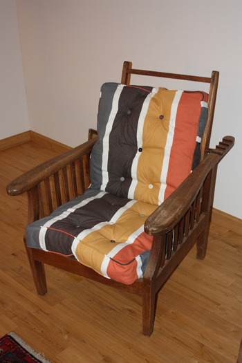 Fauteuil Maurice