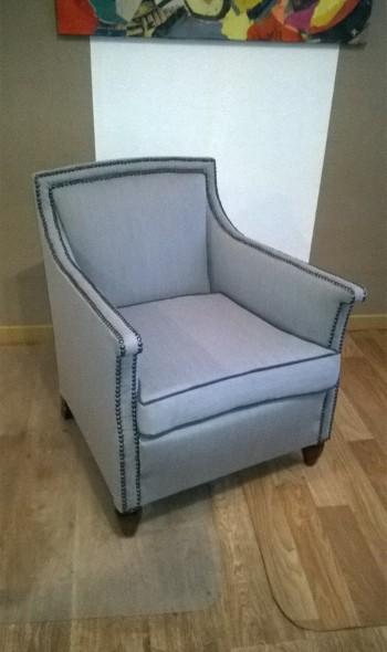 fauteuil modernisé